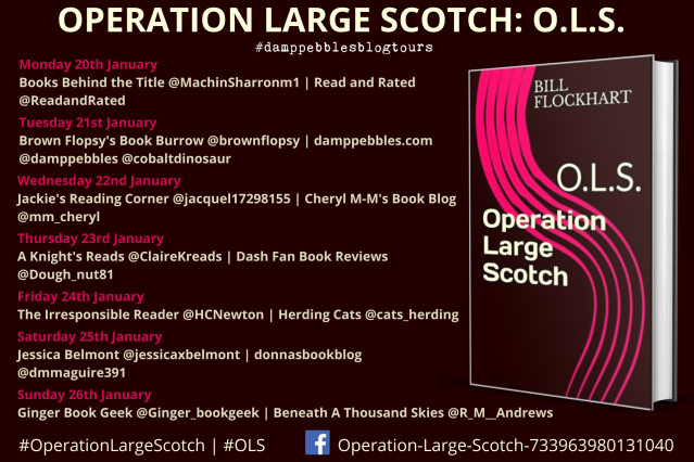 Operation Large Scotch banner