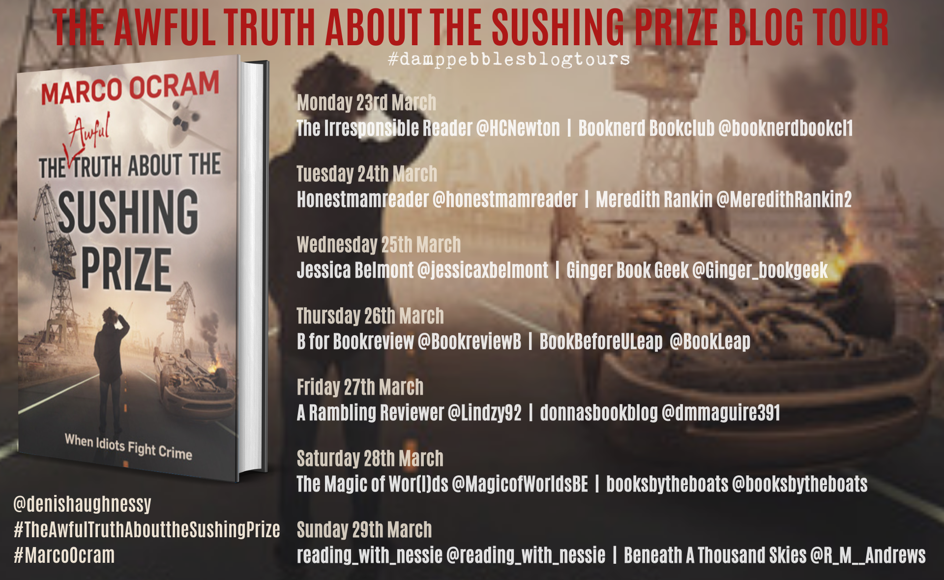 The Awful Truth About the Sushing Prize banner