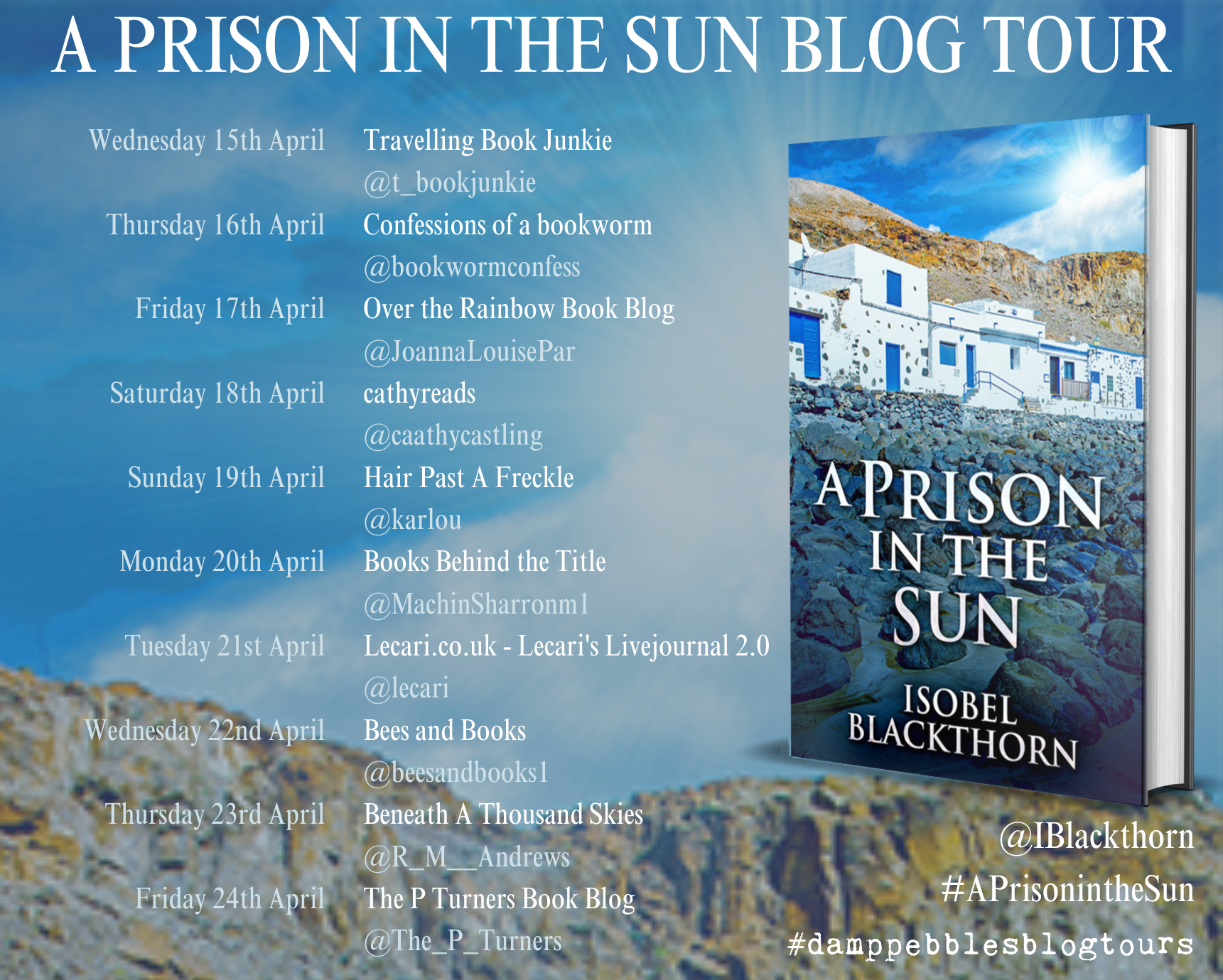 A Prison in the Sun banner