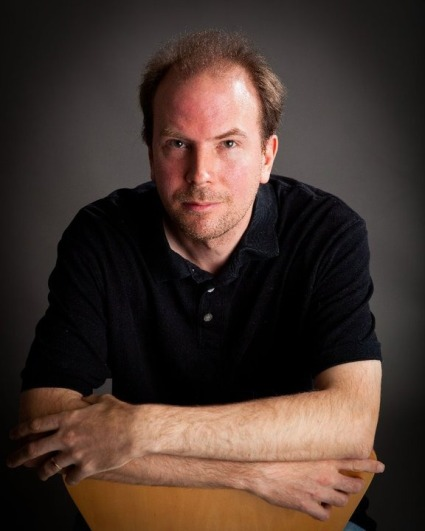 Mark Lawrence Author pic