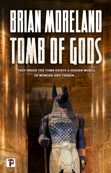 Tomb of Gods Cover