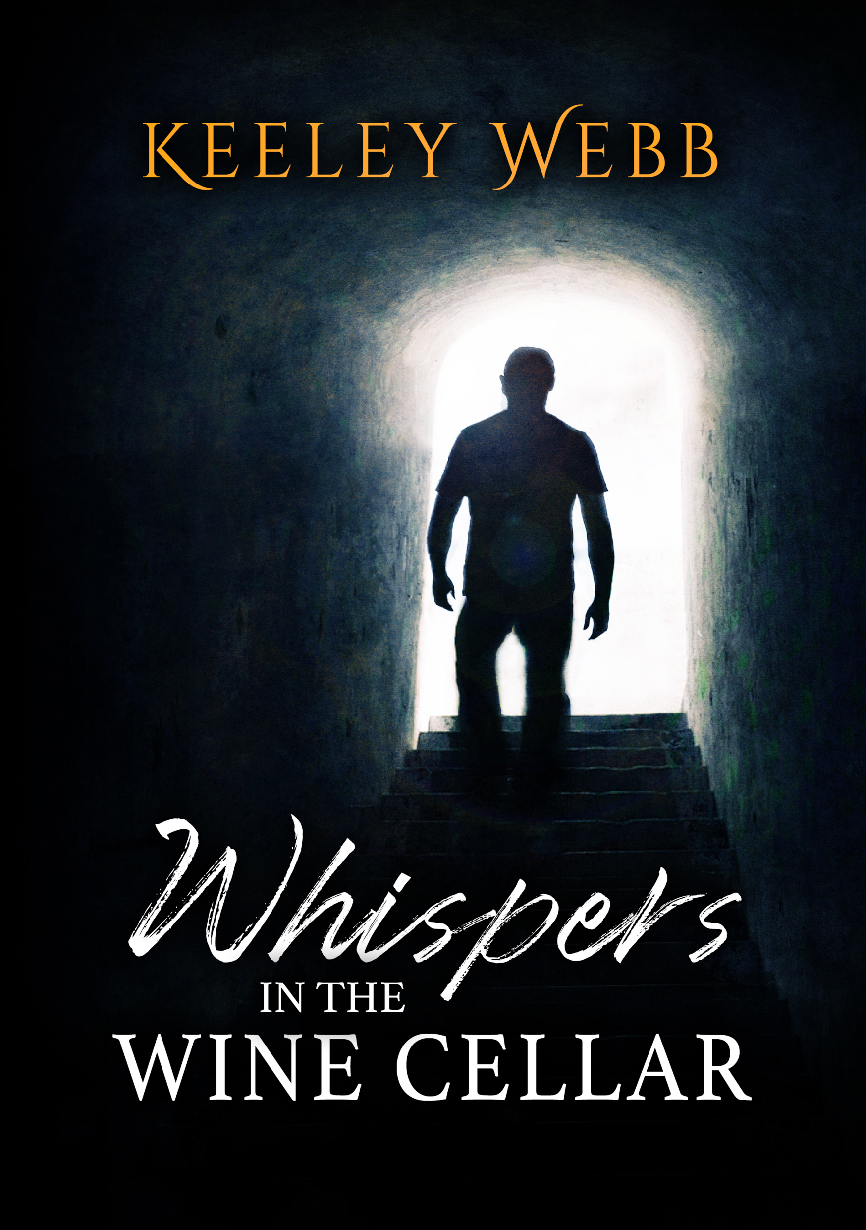 Whispers in the Wine Cellar eBook Cover
