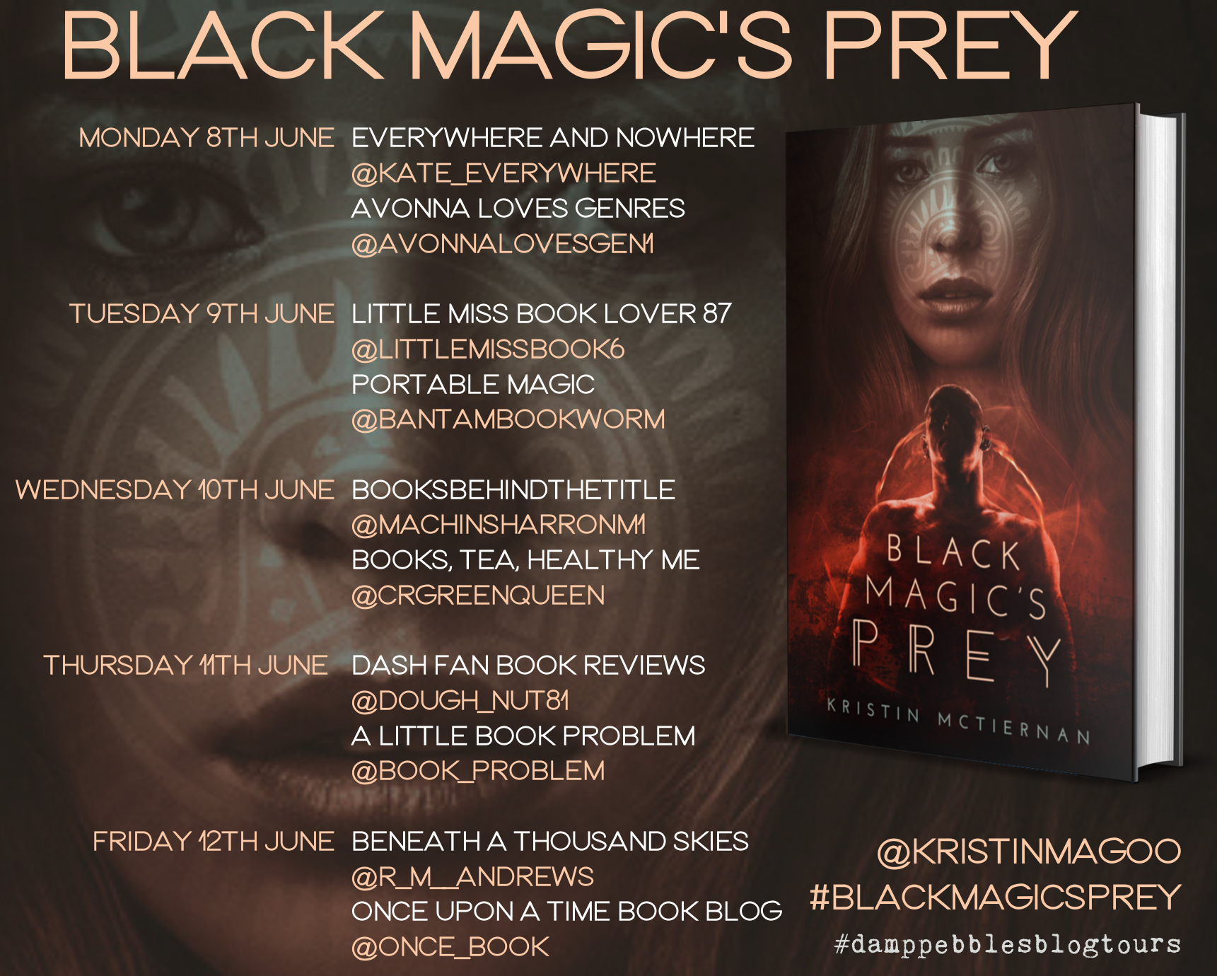 Black Magic's Prey banner