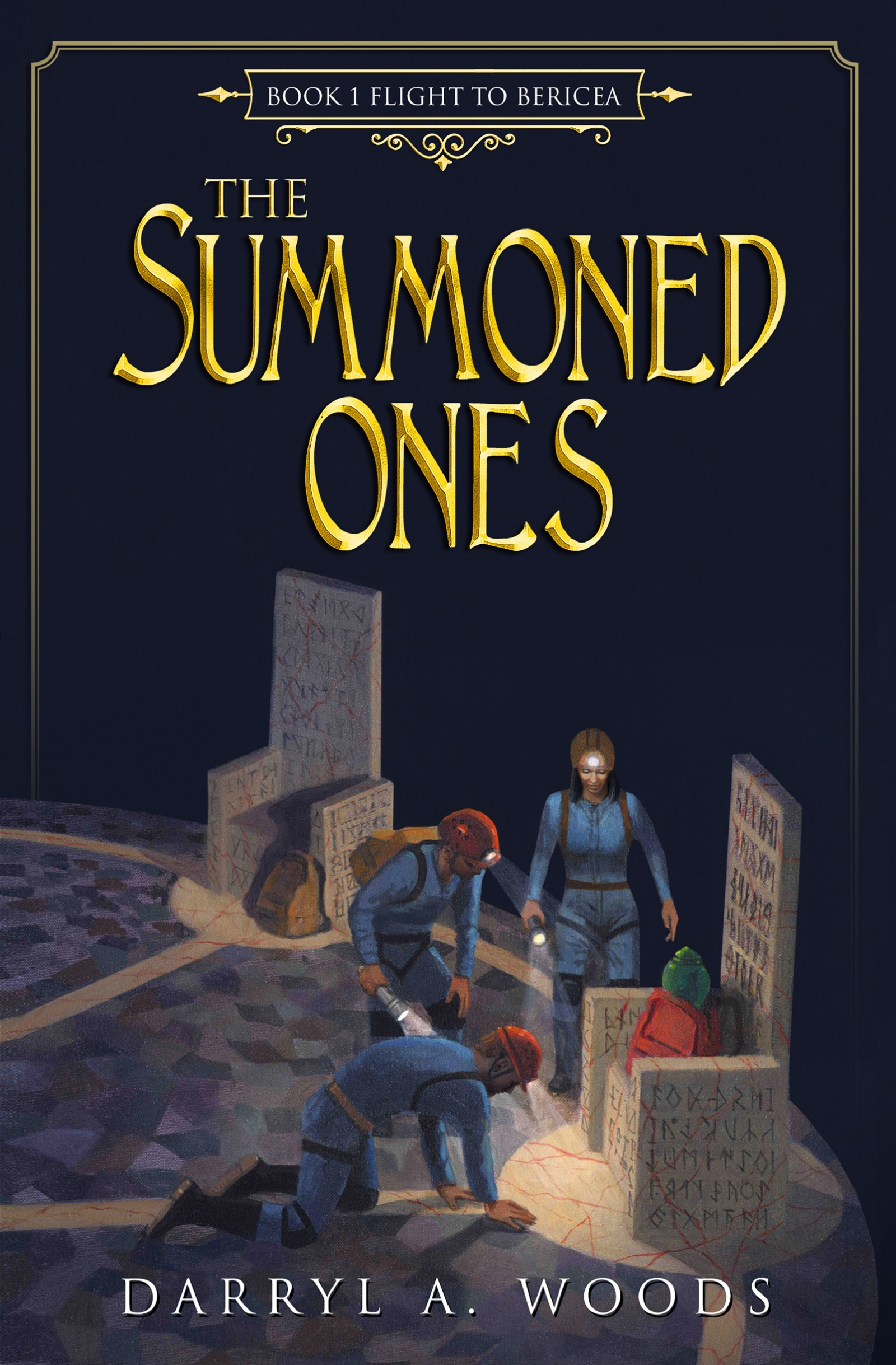 The Summoned Ones cover