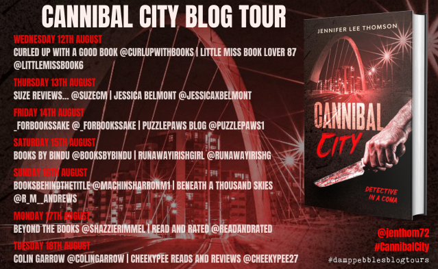 Cannibal City banner
